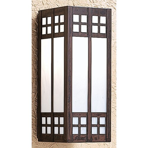 Arroyo Craftsman Glasgow 1 Light Wall Sconce