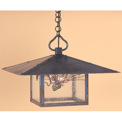 Arroyo Craftsman Monterey 1 Light Hanging Lantern