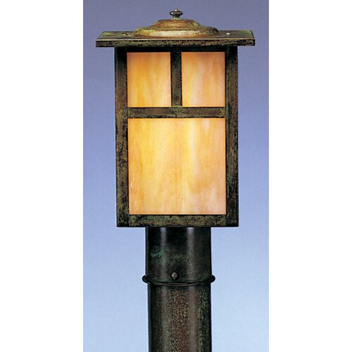 Arroyo Craftsman Mission 1 Light Post Lantern