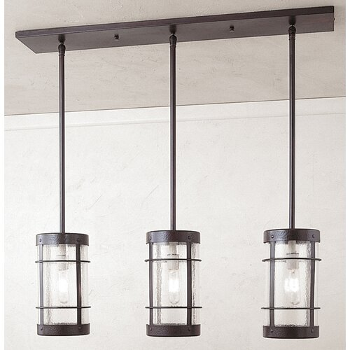 valencia 3 light kitchen island pendant wayfair
