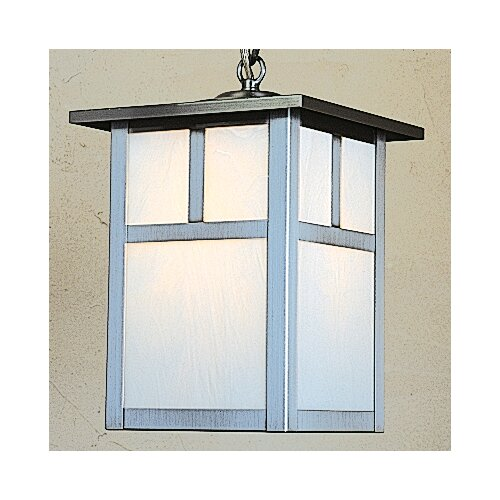 Arroyo Craftsman Mission 1 Light Outdoor Hanging Lantern