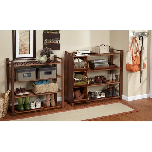 Atlantic Outdoor Outdoor Shoe Rack
