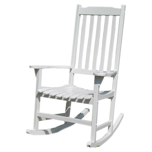 Atlantic Outdoor Traditional Rocking Chair