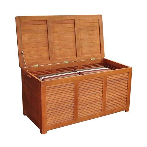 atlantic outdoor outdoor wood deck box reviews wayfair