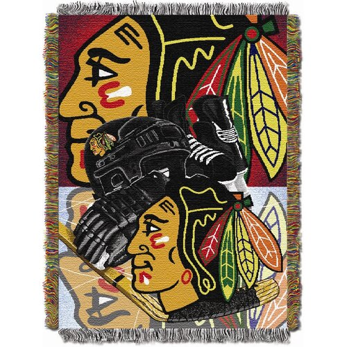 Northwest Co. NHL Tapestry Throw