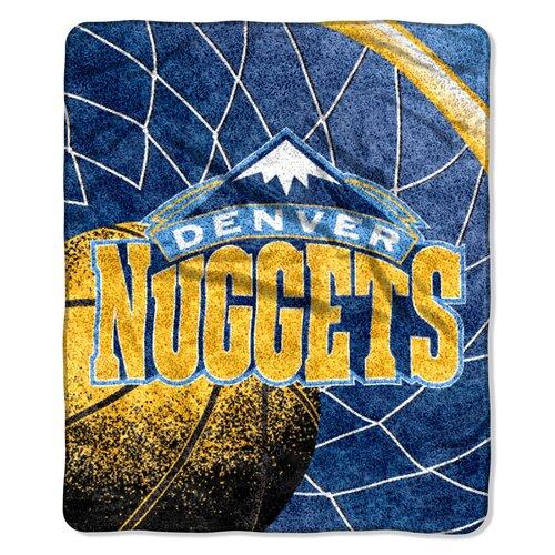 Northwest Co. NBA Sherpa Throw