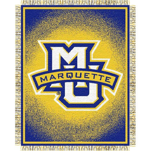 Northwest Co. NCAA Triple Woven Jacquard Throw
