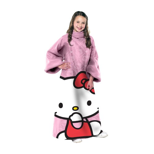 Hello Kitty Polyester Throw