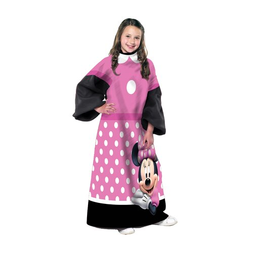 Minnie Mouse Polyester Throw