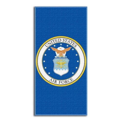 Northwest Co. US Air Force Beach Towel
