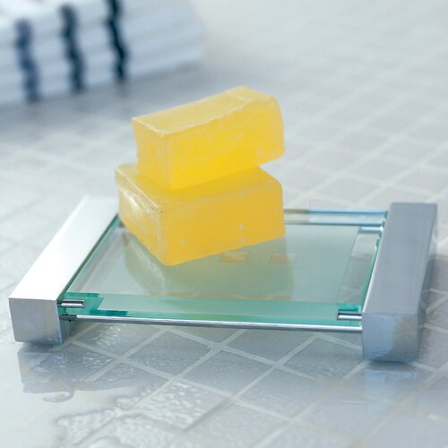 WS Bath Collections Complements Metric Free Standing Soap Dish