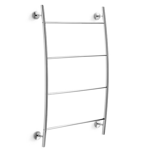 WS Bath Collections Noanta Wall Mounted Towel Rack