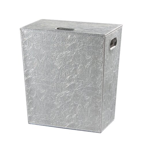 Complements Perle Hamper with Lid