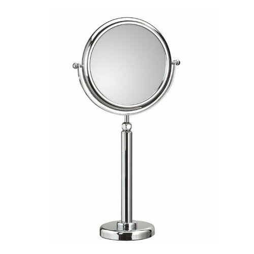 WS Bath Collections Mirror Pure Doppiolo Telescopic Magnifying Cosmetic Mirror