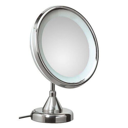 Mirror Pure Lucciolo Magnifying Cosmetic Mirror with Lighting