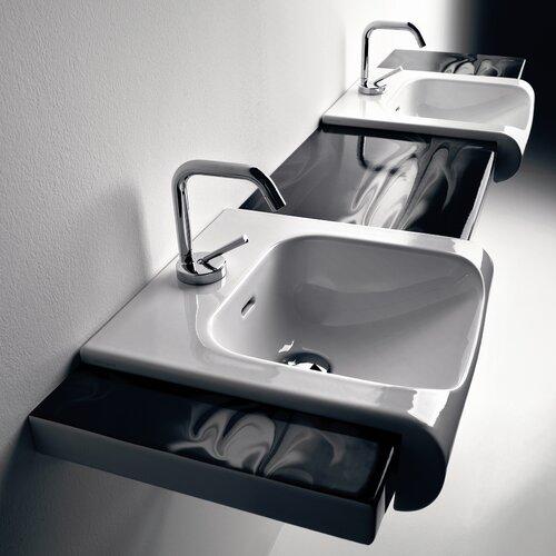 WS Bath Collections Kerasan Inka Bathroom Sink