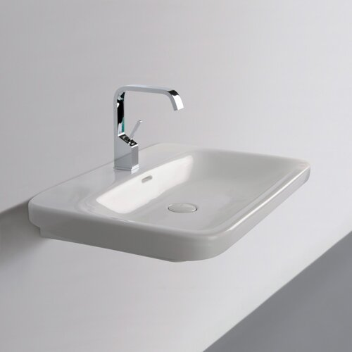 Ceramica Valdama Start Wall Mount Bathroom Sink