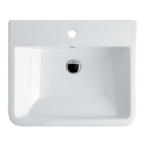 Ceramica Valdama Chiante Wall Mounted / Vessel Bathroom Sink