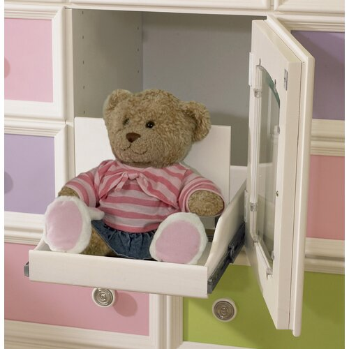 Build-A-Bear by Pulaski Pawsitively Yours Bureau