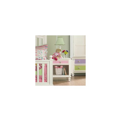 Smartstuff furniture gabriella 2 drawer nightstand for How to build a nightstand from scratch
