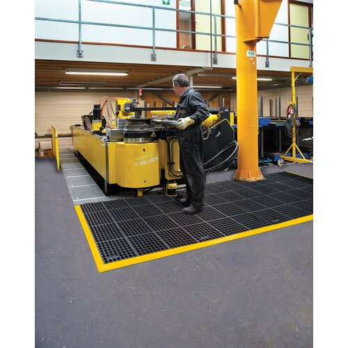 Design by AKRO Safety Stance Mat