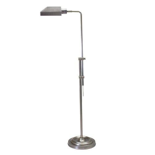 House of Troy Coach Adjustable Floor Lamp