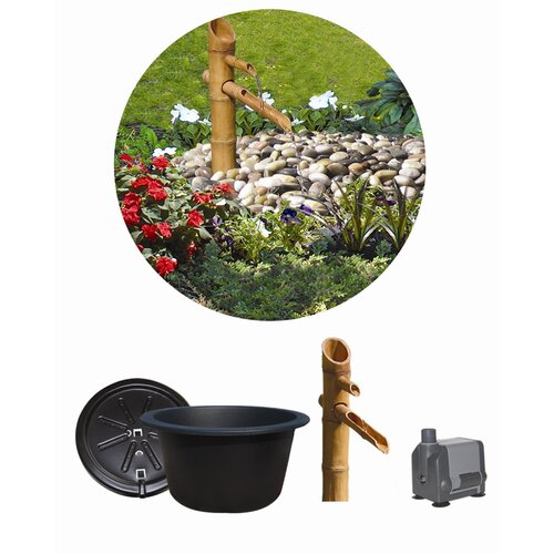 Algreen Bamboo Pond Kit