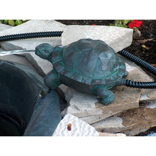 Algreen 100 GPH Turtle Spitter with Pump