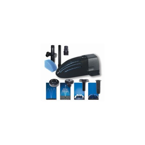 Algreen 990 GPH Superflo 4000 Pond Pump Kit