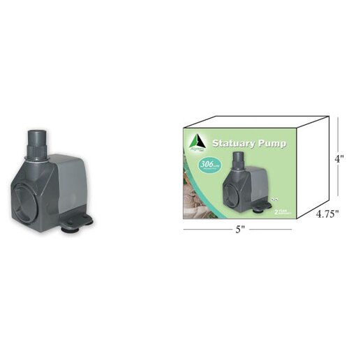 Algreen 306 GPH Idra Fountain Pump