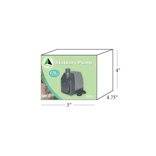 Algreen 178 GPH Nova Fountain Pump