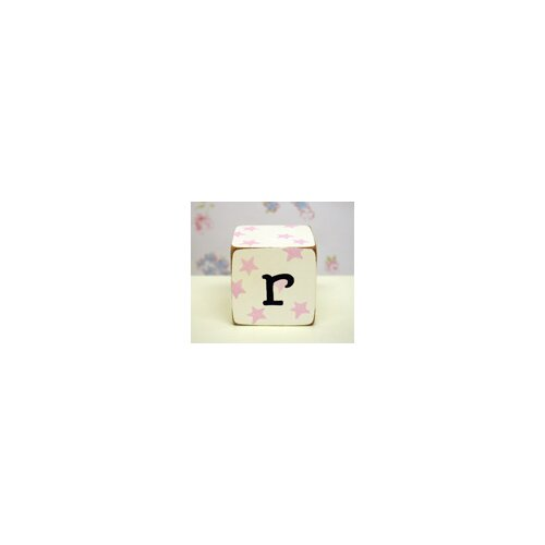"New Arrivals ""r"" Letter Block"