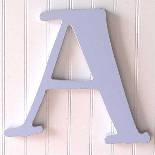 New Arrivals New Capital Letter Hanging Initials