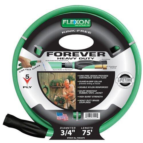 Flexon Forever 75' Plus Garden Hose