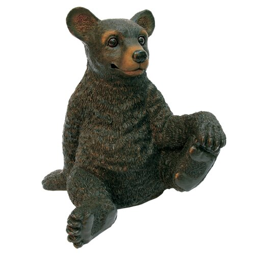 Michael Carr Teddy Bear Statue