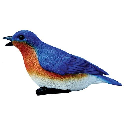 Bird Chirper Statue