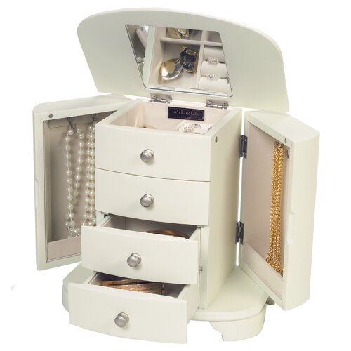 Mele & Co. Kaitlyn Musical Jewelry Box