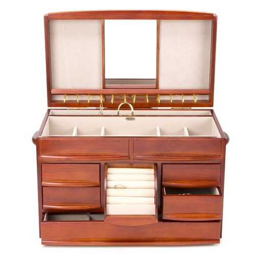 Mele & Co. Empress Jewelry Box