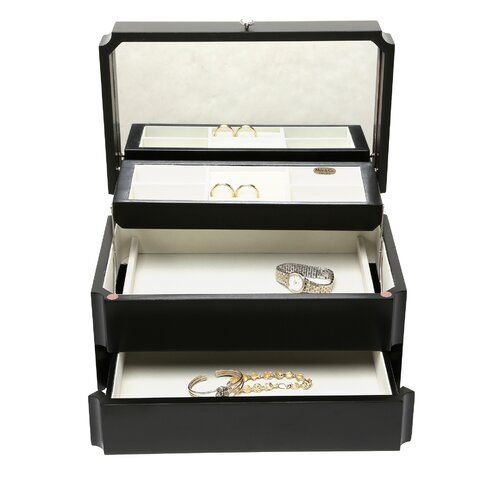Mele & Co. Jordan Jewelry Box