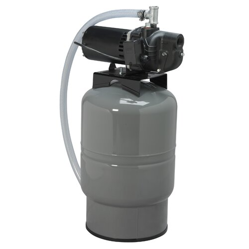WAYNE 1/2 HP Shallow Well System with 30 Gallon Precharged Tank