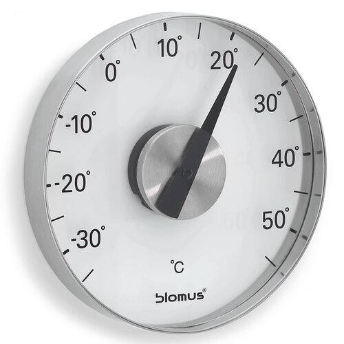Blomus Grado Wall Thermometer in Celsius by Flöz Design