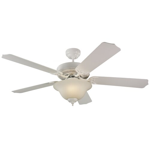 "Monte Carlo Fan Company 52"" Homeowner 5 Blade Ceiling Fan"