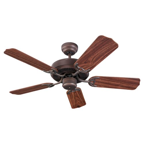 """Monte Carlo Fan Company 42"""" Homeowner's Select 5 Blade Ceiling Fan"""