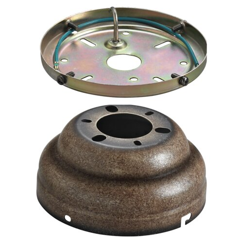 Monte Carlo Fan Company Flush Mount Ceiling Fan Canopy Kits