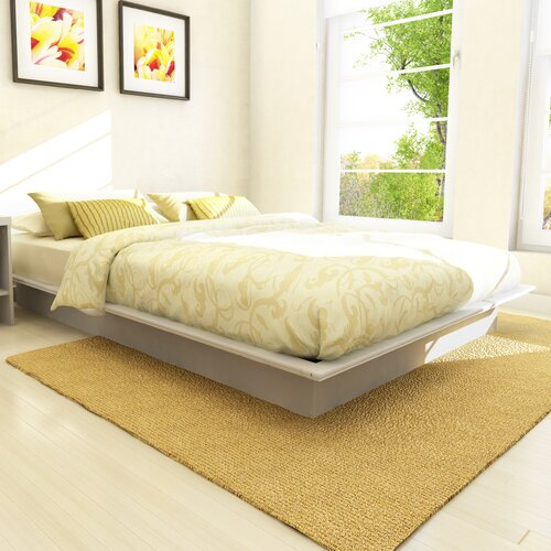 Dcor Design Plateau Platform Bed Reviews Wayfair