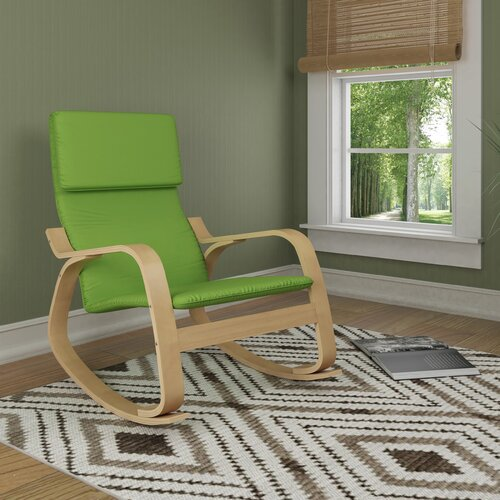 dCOR design Aquios Rocking Chair