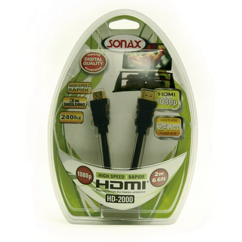 dCOR design High Speed HDMI Cable