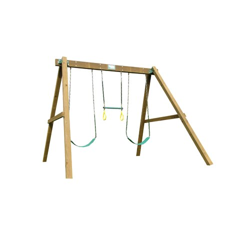Playtime Swing Sets Classic Swing Beam Swing Set
