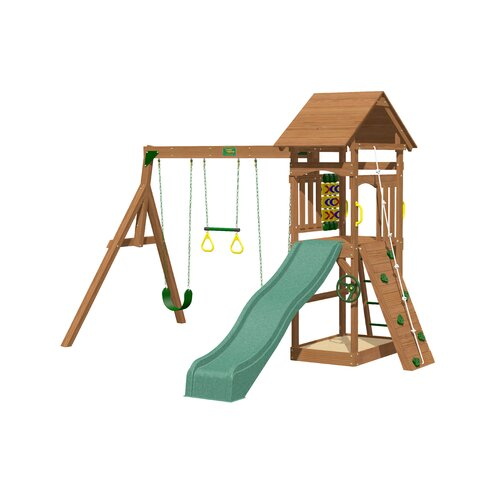 Playtime Swing Sets Riviera Swing Set