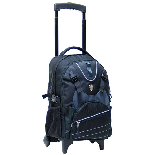 CalPak Champion Laptop Rolling Backpack